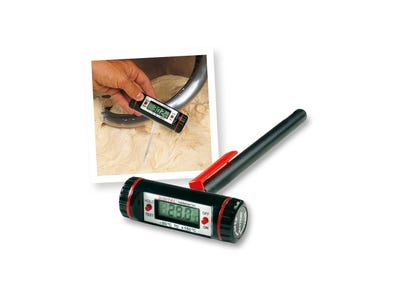Teig-Thermometer