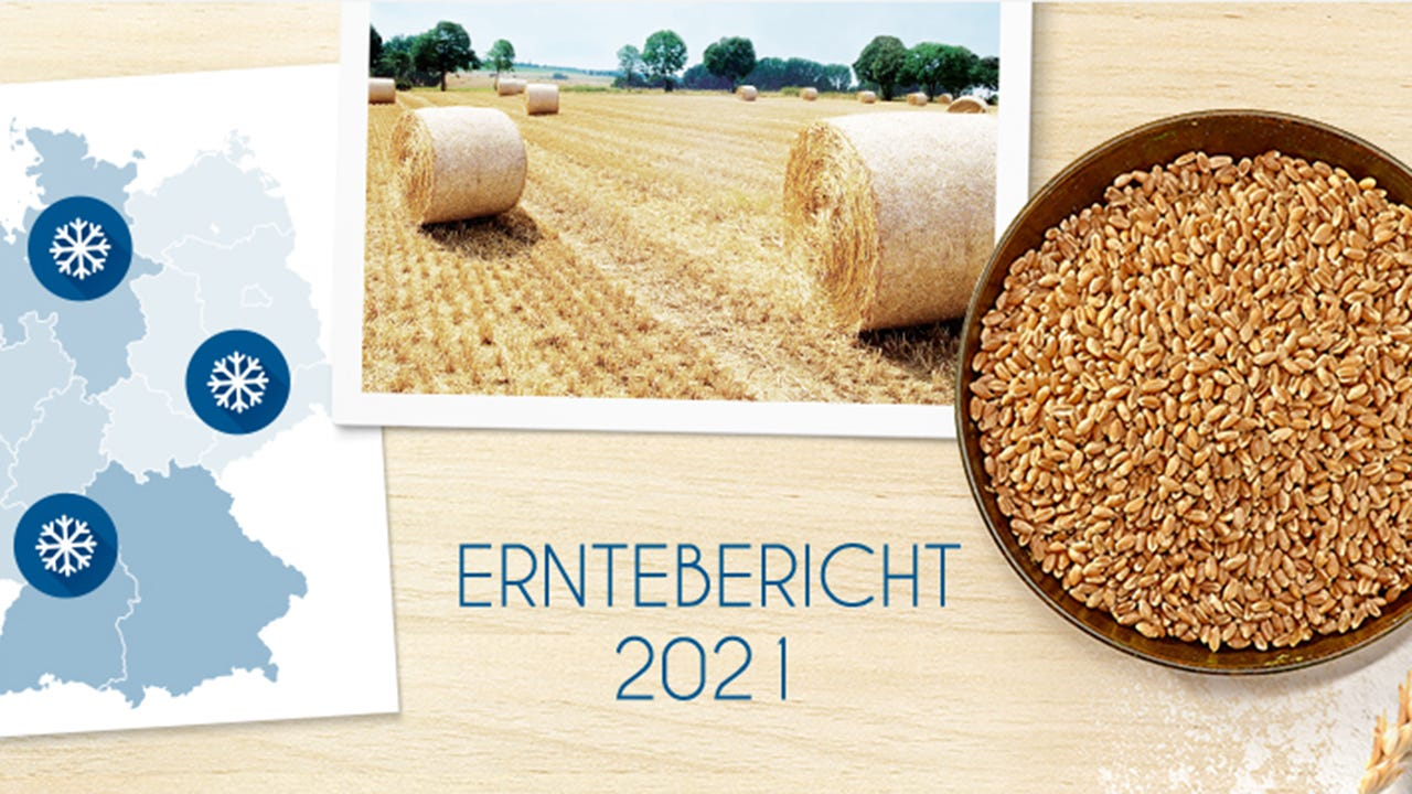 Erntebericht 2021