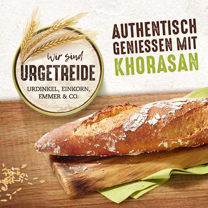 Gold Khorasan von Ulmer Spatz