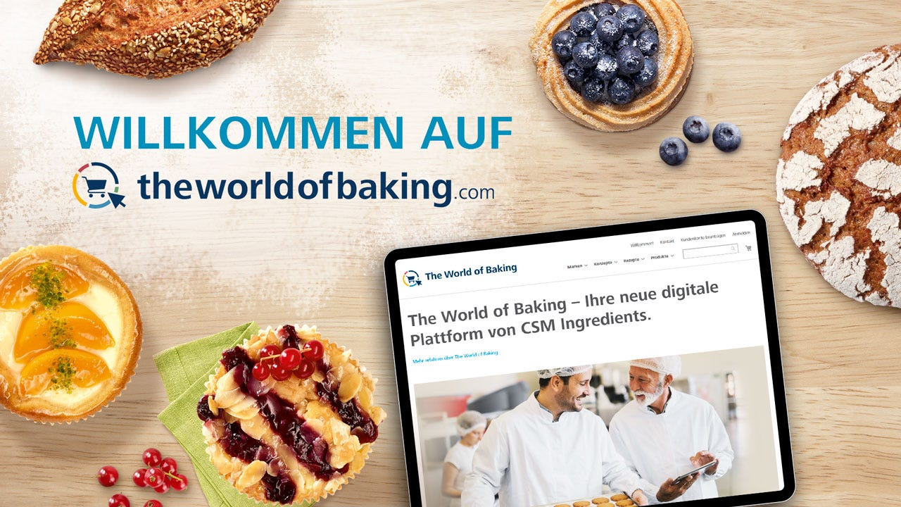The World of Baking